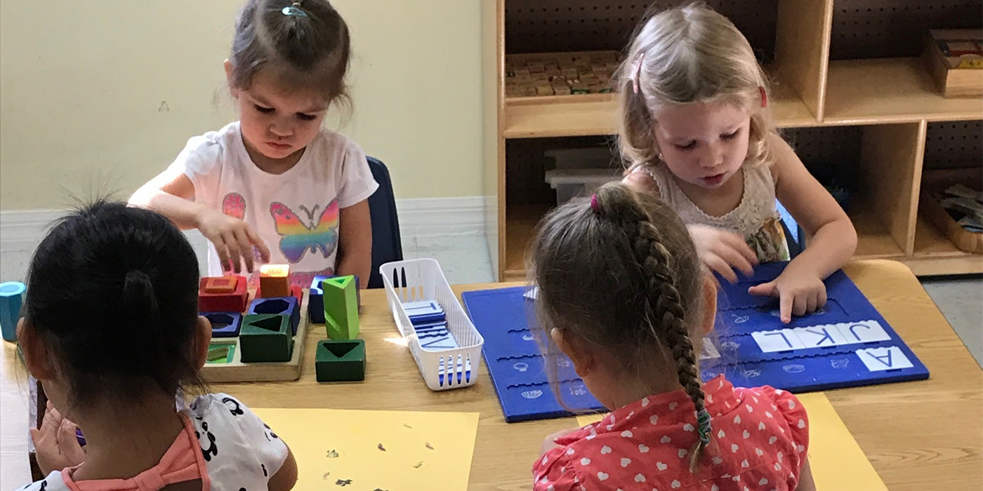Older 3 Year Olds Class